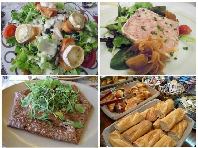 ルミエールアキ:フランス旅行・料理