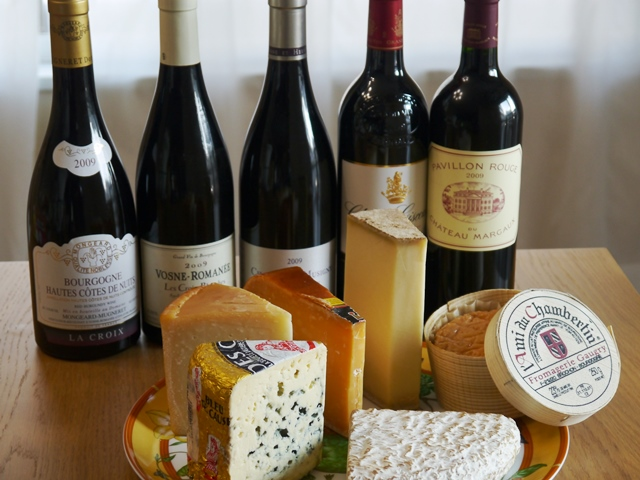 ルミエールアキ:フランス・ワイン・ブルゴーニュ・ボルドー