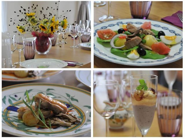 ルミエールアキ:フランス料理