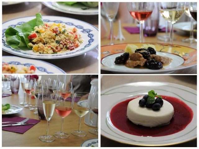 ルミエールアキ:フランス料理・ワイン・郷土料理