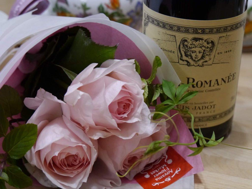 赤ワイン、ルイジャド、ヴォーヌ・ロマネ