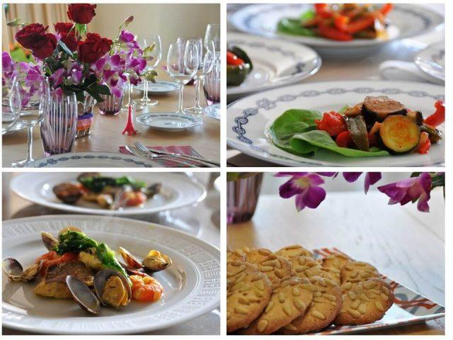 ルミエールアキ:フランス料理・プロヴァンス地方
