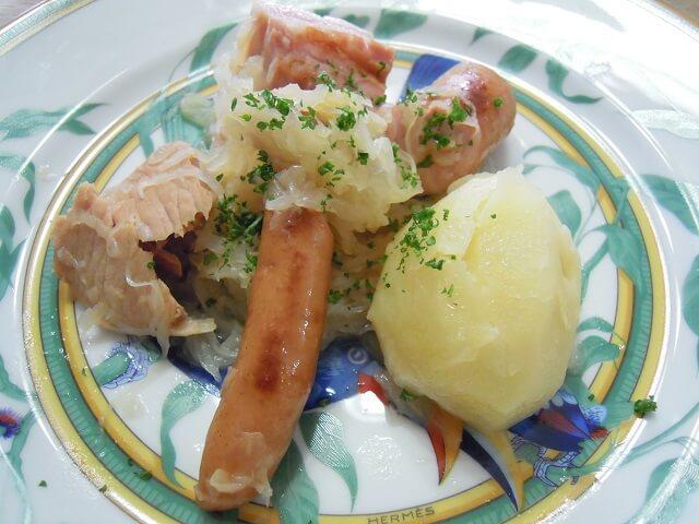 ルミエールアキ:フランス・アルザス地方・郷土料理