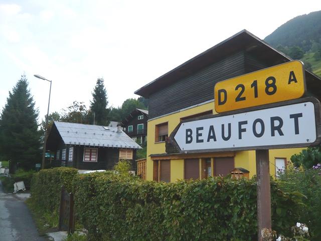 ルミエールアキ:フランス・田舎・ボーフォール・チーズ