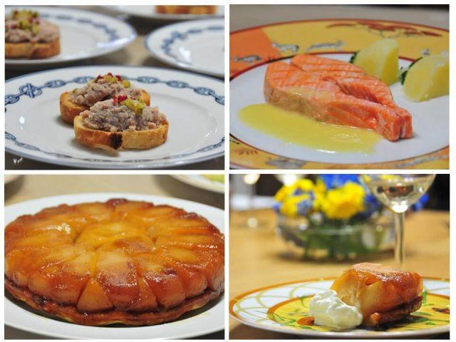 ルミエールアキ:フランス料理・ロワール地方