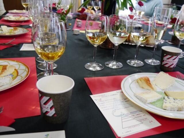ルミエールアキ:フランスワイン、イベント、新年会