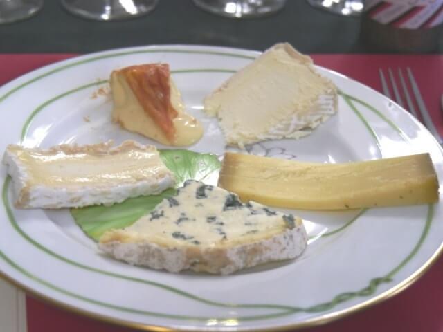 ルミエールアキ:フランスチーズ、イベント