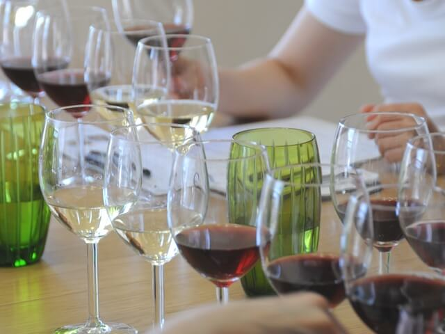 フランス、ワイン、レッスン