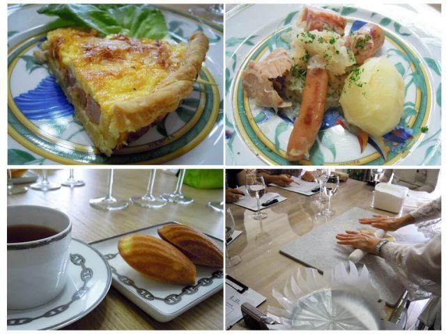 ルミエールアキ:フランス料理・アルザス地方
