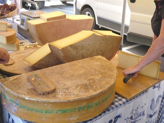 ルミエールアキ:フランス・ボーフォール・コンテ・チーズ