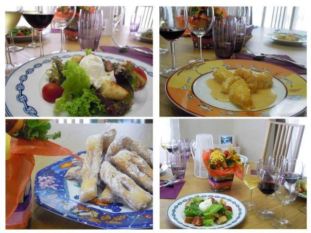 ルミエールアキ:フランス料理・ローヌ地方