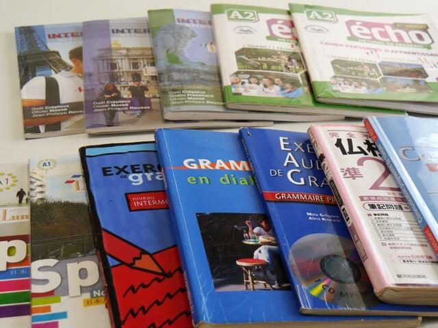 ルミエールアキ:フランス語・テキスト・教科書