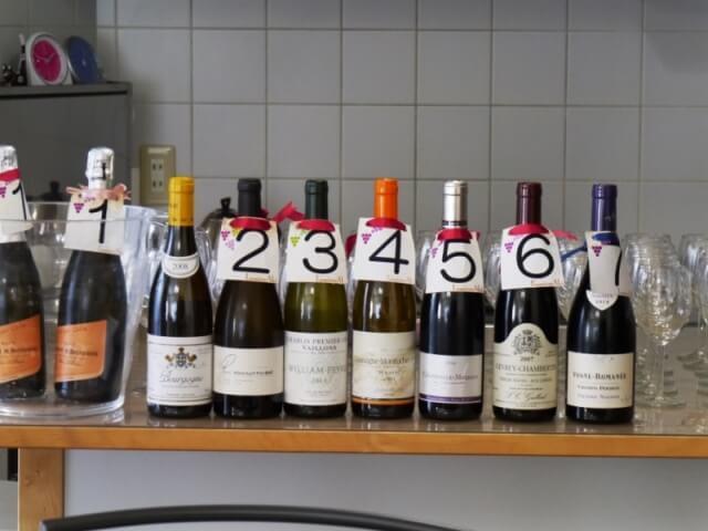 ルミエールアキ:フランスワイン・イベント