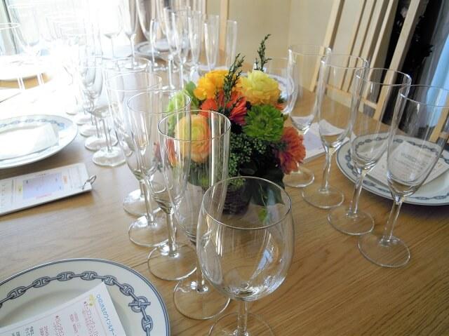 ルミエールアキ:フランス・シャンパン・パーティー