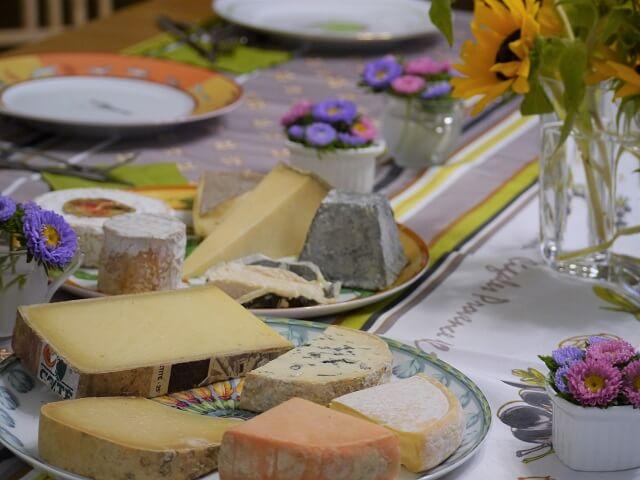 ルミエールアキ:フランス・チーズ・フランス語・レッスン