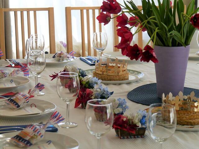 ルミエールアキ:フランス語レッスン、ワイン、チーズ、ガレットデロワ