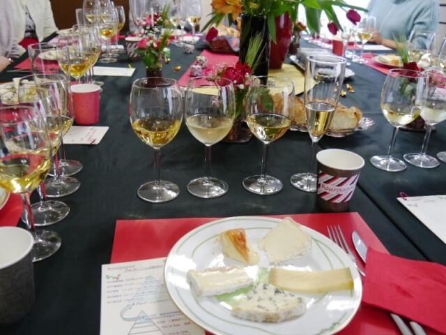 ルミエールアキ:フランス語・レッスン・ワイン・チーズ