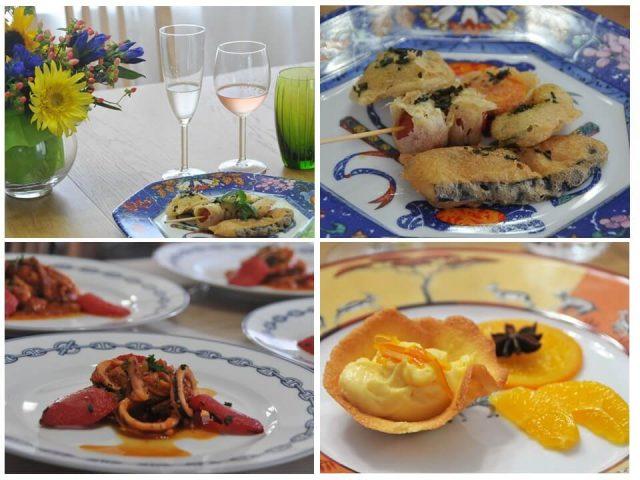 ルミエールアキ:フランス料理・南仏プロヴァンス