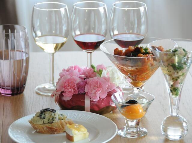 ルミエールアキ:フランス料理・ボジョレーヌーボー