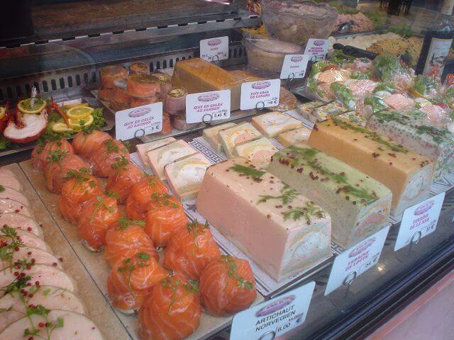 ルミエールアキ:フランス・パリ・お惣菜
