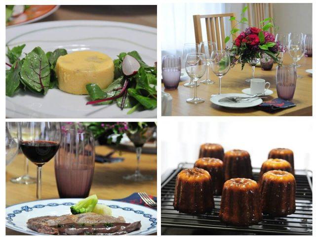 ルミエールアキ:フランス料理・ボルドー地方