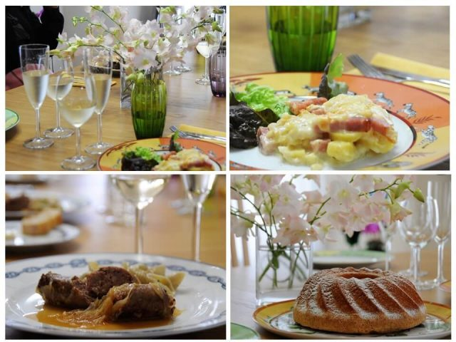 ルミエールアキ:フランス料理・サヴォワ地方